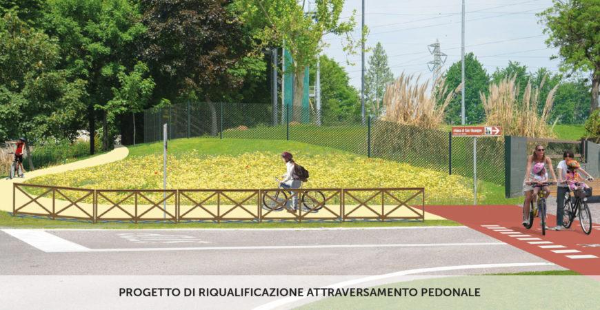 Una pista ciclo-campestre a vocazione ecologica