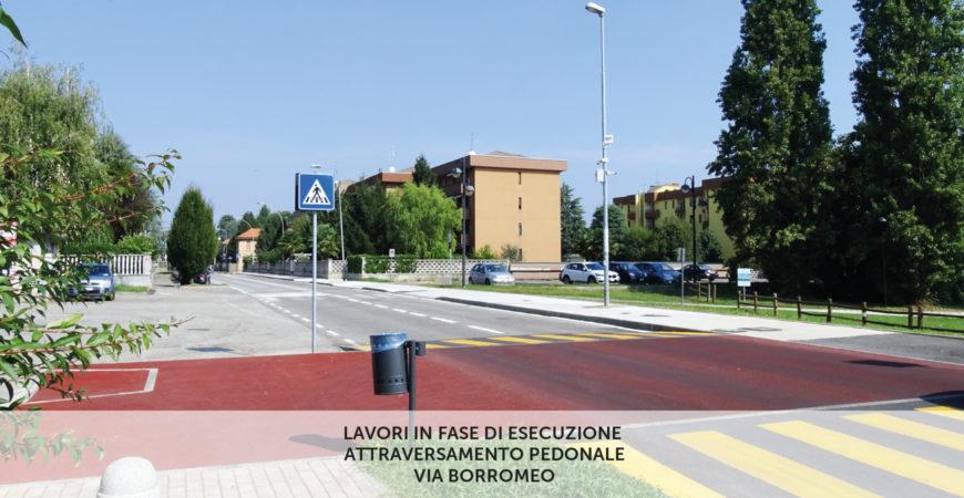 Percorsi ciclo-pedonali e marciapiedi